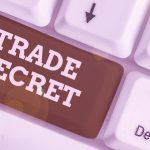 Text Sign Showing Trade Secret.